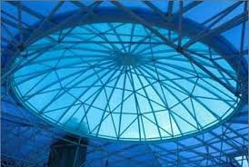 پاورپوینت بررسی سقف فضایی